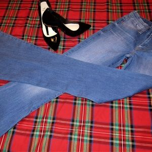 Guess Jeans - Flared denim jeans